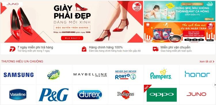 Kết quả hình ảnh cho lợi ích khi mua hàng trên Shopee