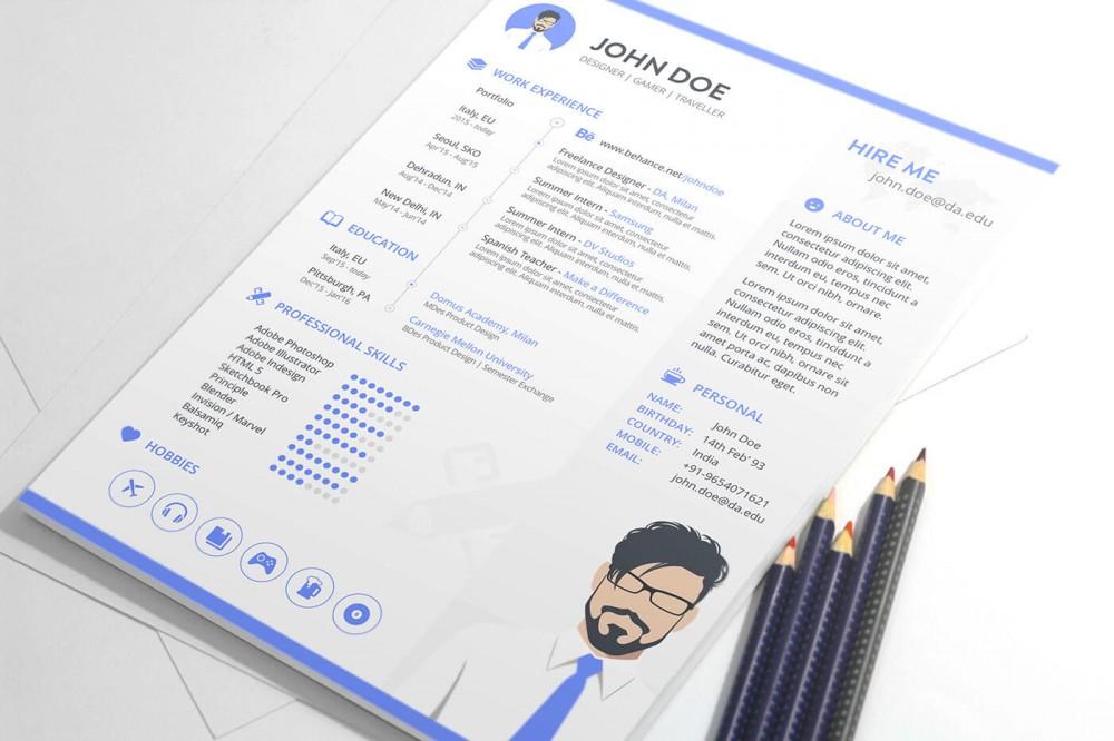 Cách viết CV tiếng anh ấn tượng thu hút nhà tuyển dụng