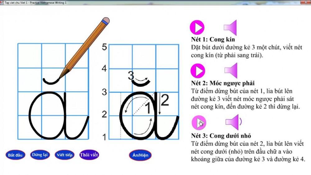 Cách Dạy Trẻ Lớp 1 Tập Viết