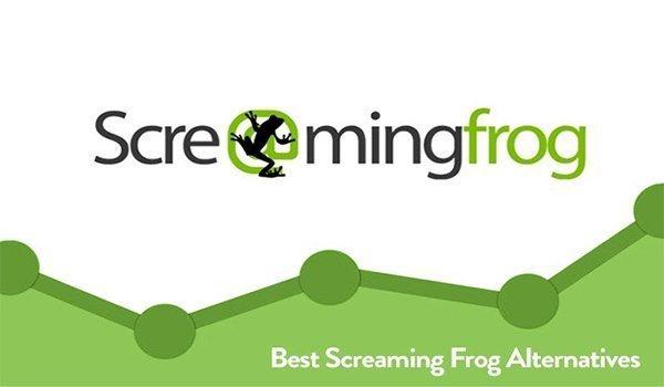 Screaming Frog có chức năng hỗ trợ doanh nghiệp trong việc thu thập trang web
