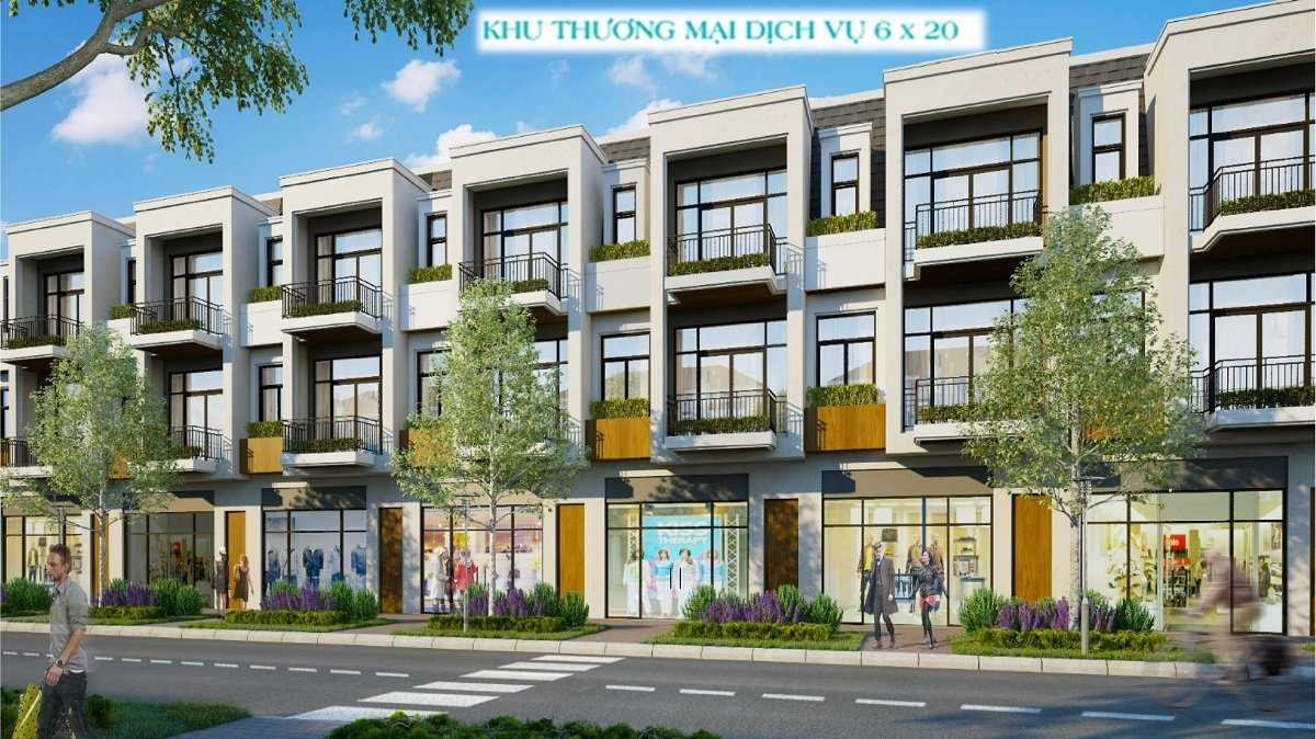 Dự án Nhà phố Biệt thự Aqua City Đồng Nai – Tập đoàn Novaland – Dự ...