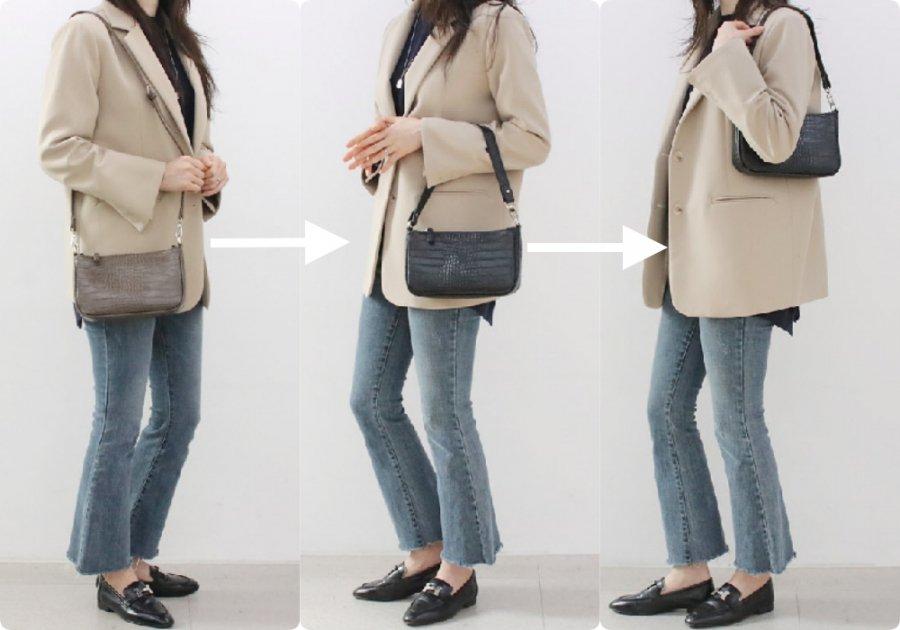 Cách hack chiều cao đơn giản chỉ với túi, nàng đã thử?