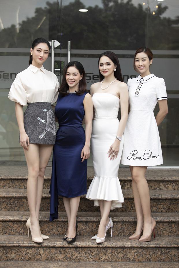 Hương Giang: Không thể đổi đời ngay nếu chỉ là Hoa hậu! - Ảnh 1.