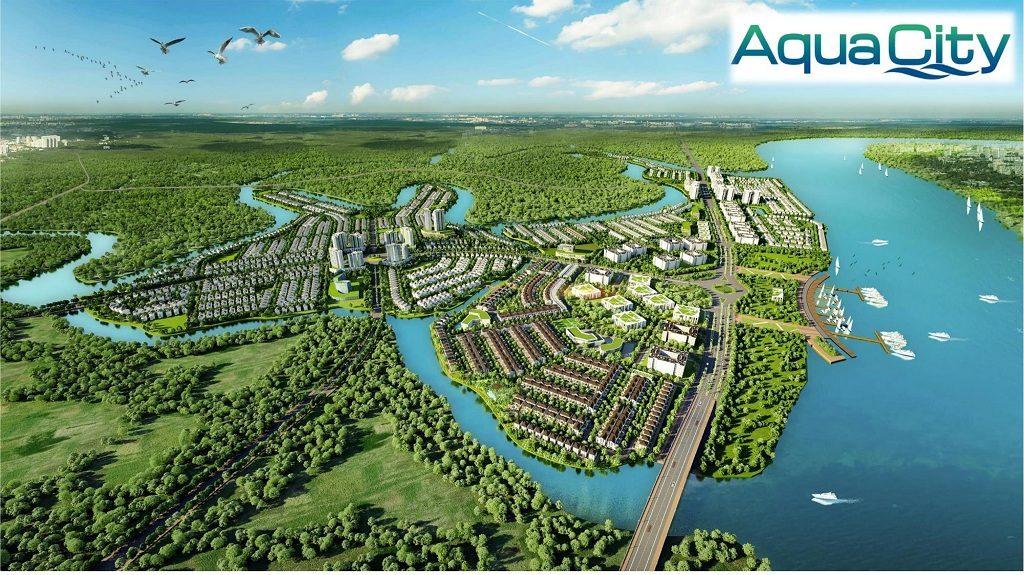 Khu đô thị Aqua City, Tp. Biên Hòa, tỉnh Đồng Nai, Việt Nam