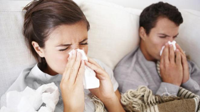 Bệnh cúm dễ gặp vào mùa đông