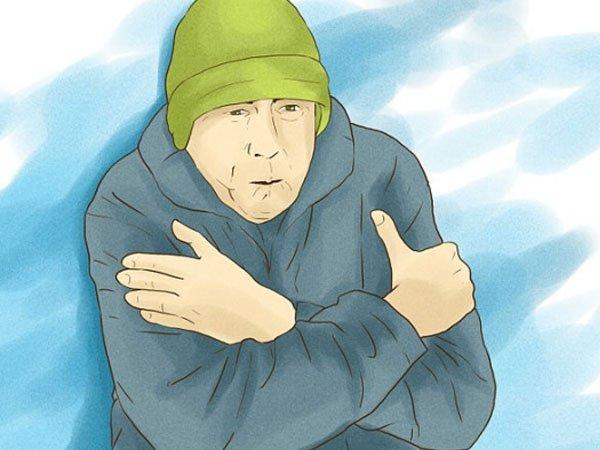 bệnh hạ thân nhiệt