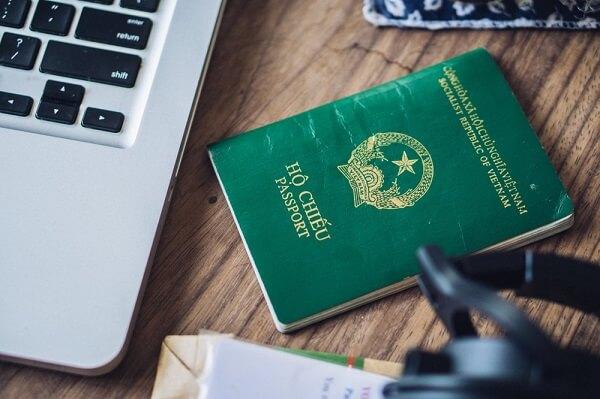 Xin visa ở đâu