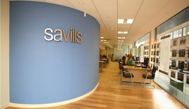Công ty bất động sản Savills