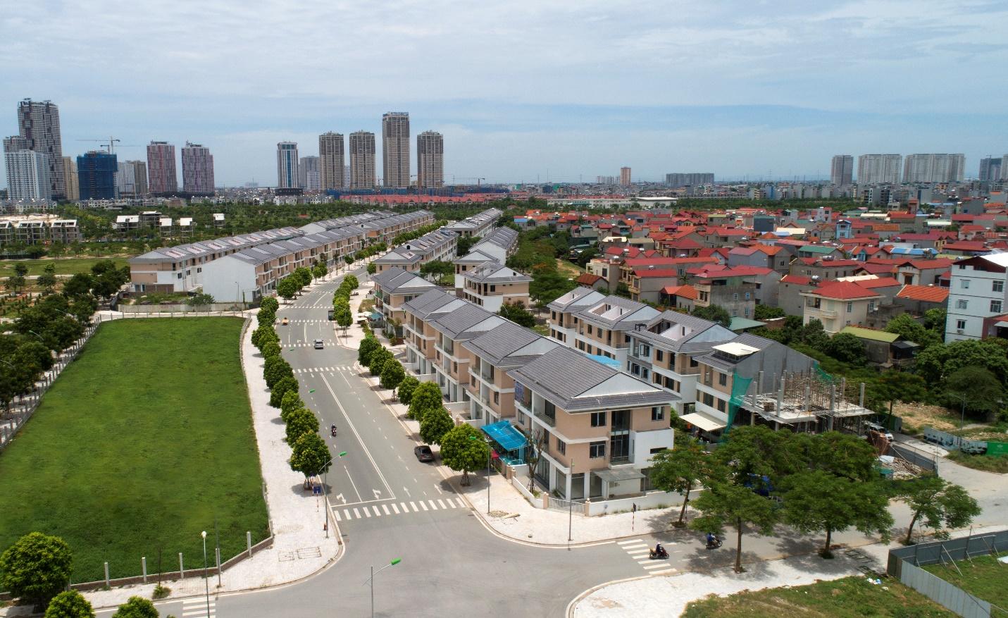 khu đô thị Dương Nội là một trong những sự lựa chọn đúng đắn