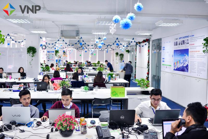 Công ty công nghệ VNP