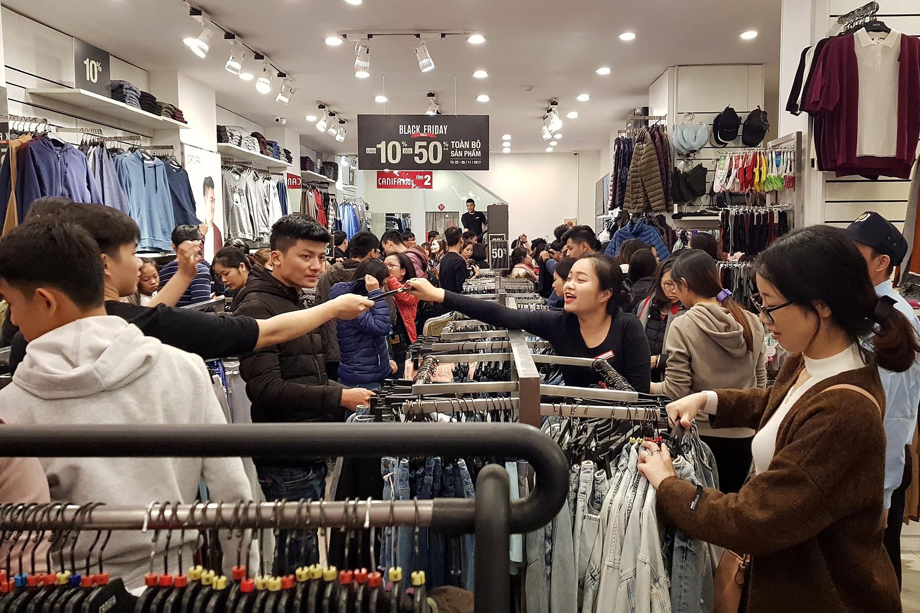 Kinh nghiệm kinh doanh quần áo