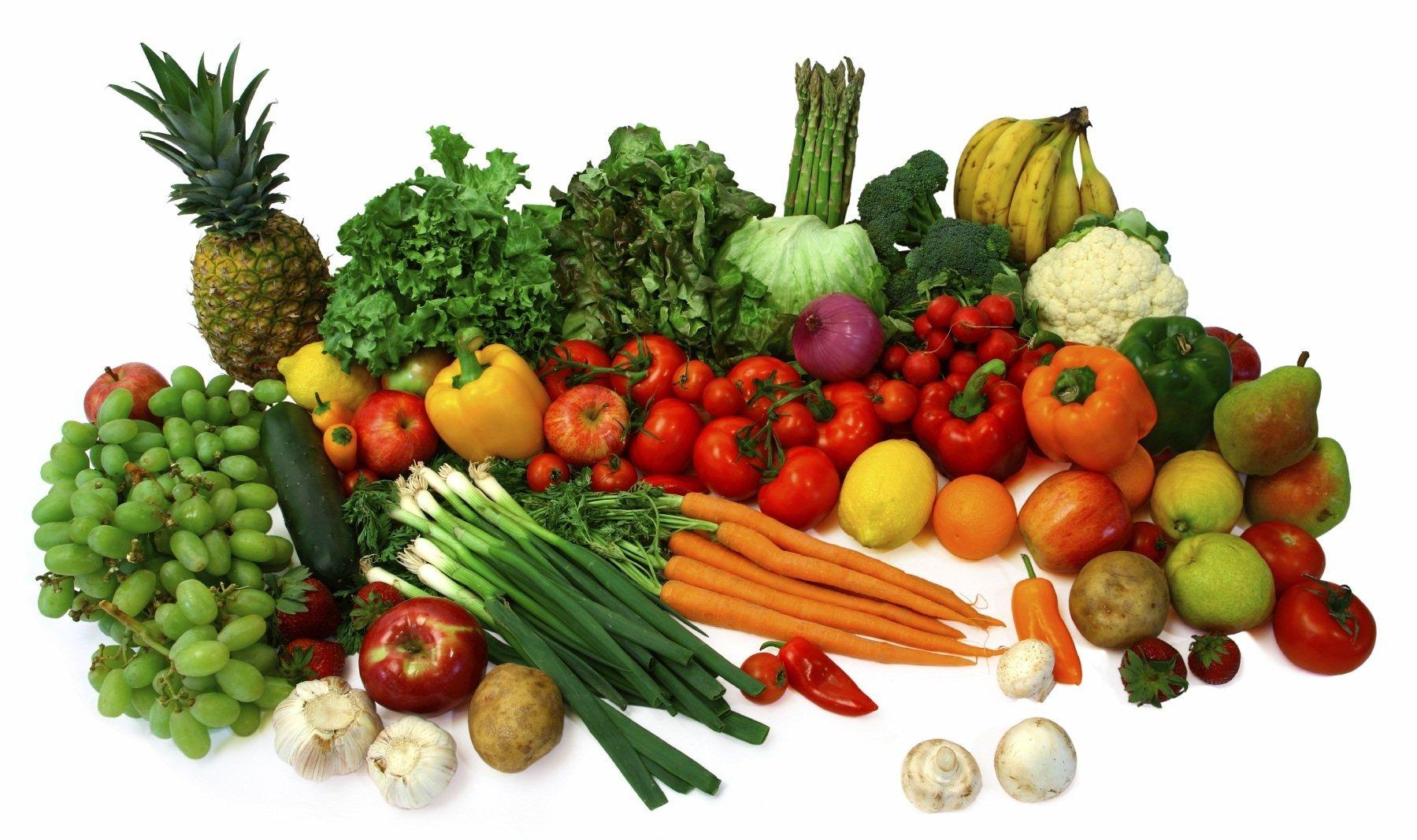 Công dụng của rau củ đối vói sức khỏe.