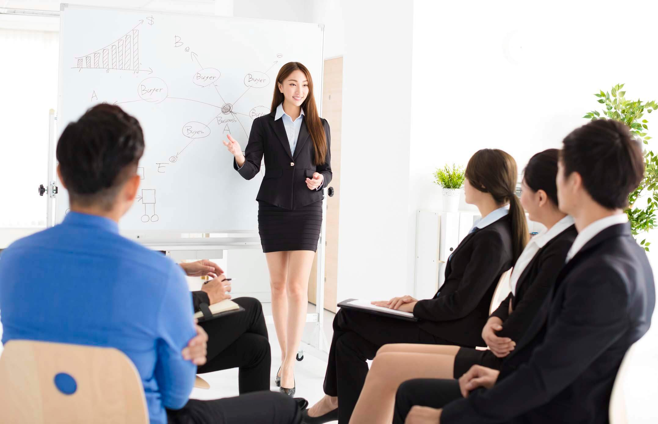 Kỹ năng thuyết trình là gì?