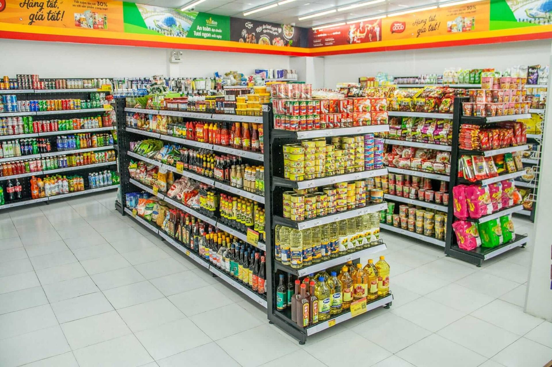 """Mở cửa hàng tạp hóa cần bao nhiêu vốn? 5 loại chi phí """"buộc phải biết"""""""