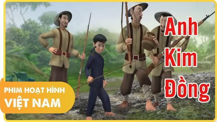 Anh Kim Đồng